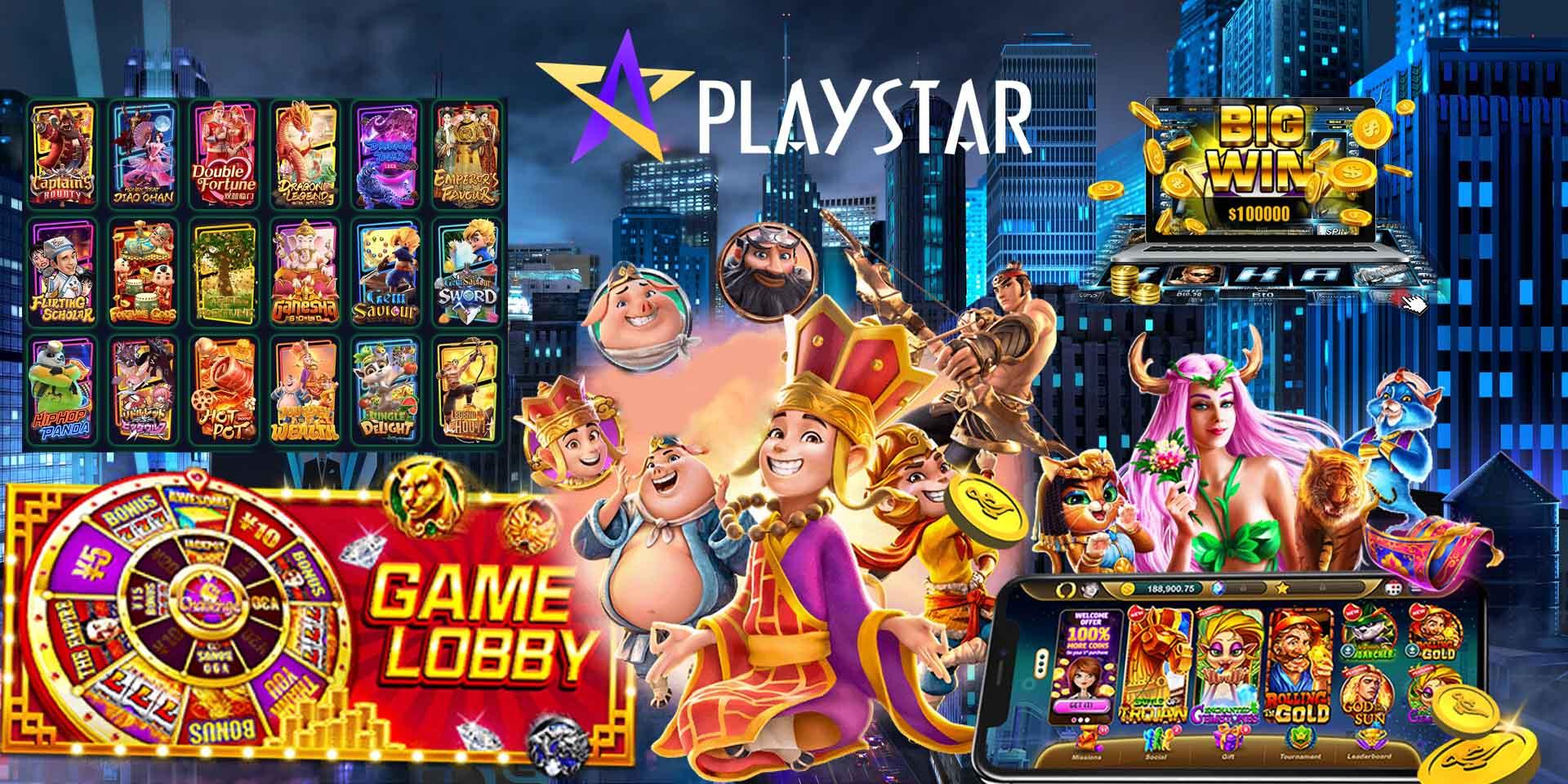 Playstar Slot