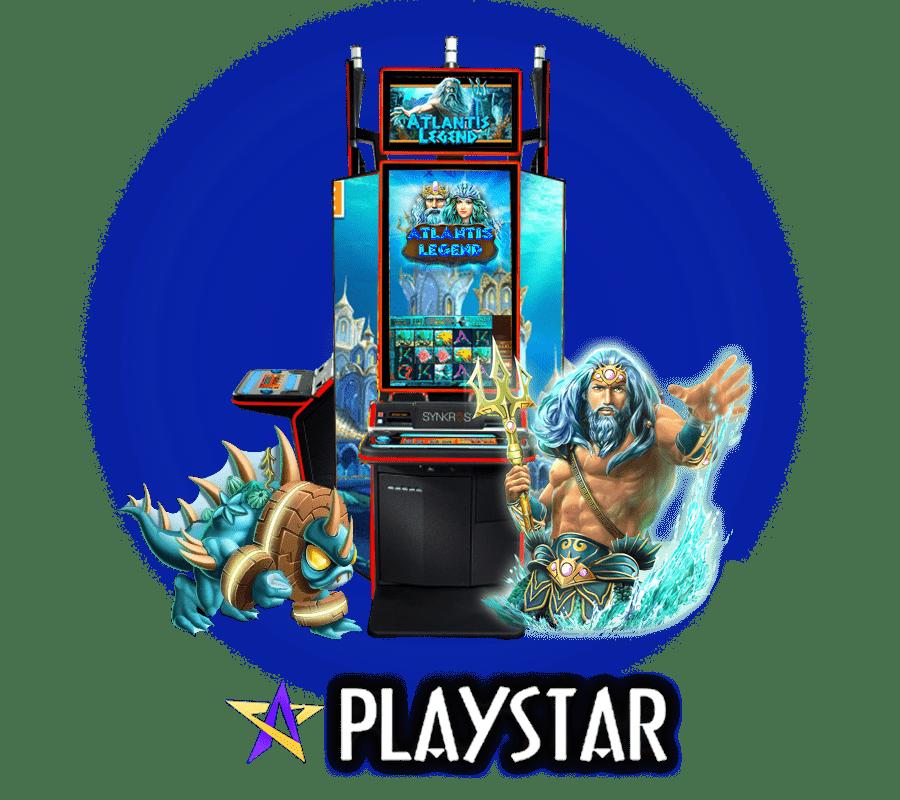 Playstar Slot Atlantis Legend