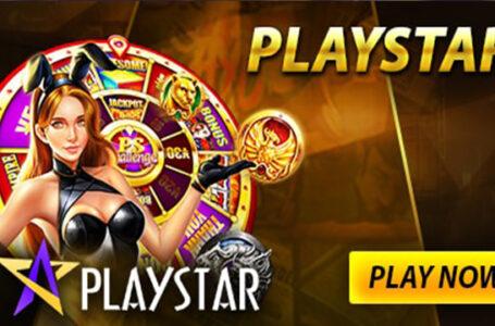 Playstar slot ศูนย์รวมเกมสล็อตออนไลน์เกรดพรีเมี่ยม
