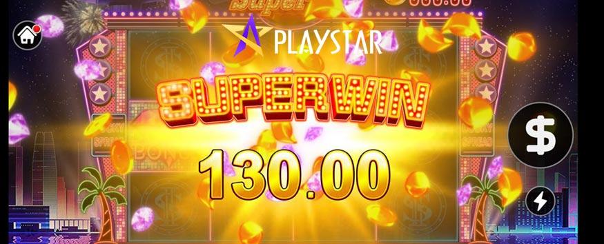 Super Win PlayStar